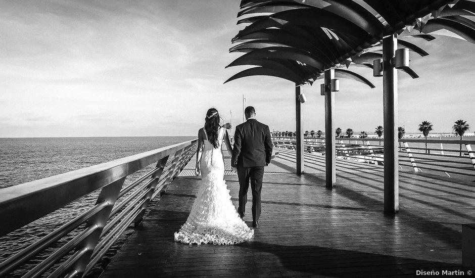 La boda de Josias y Aitana en Alacant/alicante, Alicante