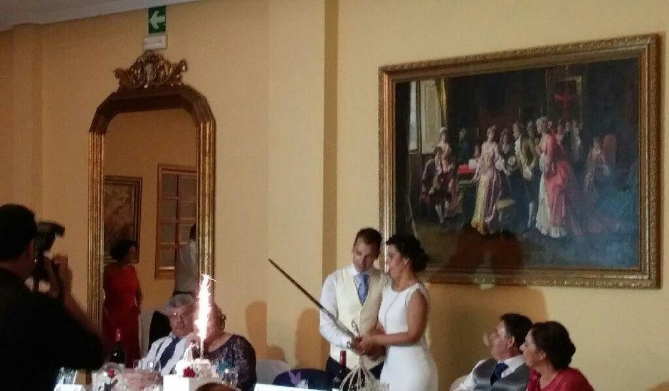 La boda de Marcos y Conchi en Santiponce, Sevilla