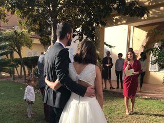 La boda de Irene y Carlos 1