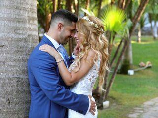 La boda de Rubén y Blanca