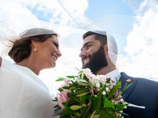 La boda de Marina y Juan Gabriel
