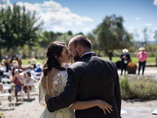 La boda de Dani y Isa 2