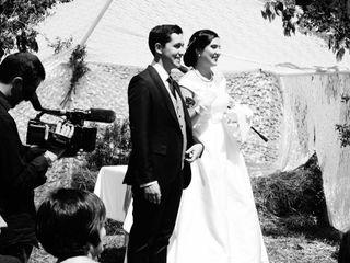 La boda de Cristina y  Lluc