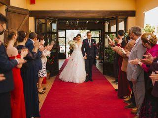 La boda de José Antonio y Mélanie 1