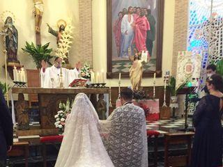 La boda de José Antonio y Mélanie 2