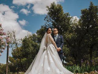 La boda de José Antonio y Mélanie