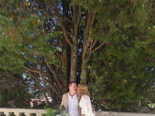 La boda de Lia y David 1