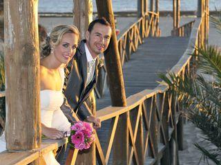 La boda de Sandra y Isaak