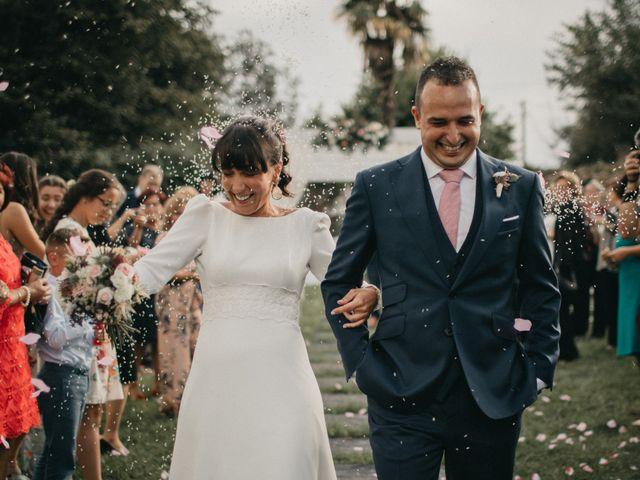 La boda de Irene y Héctor