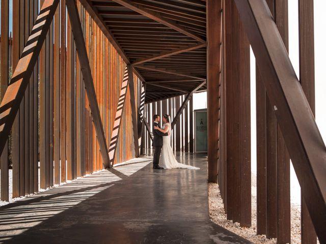 La boda de Javi y Mamen en Aceuchal, Badajoz 2