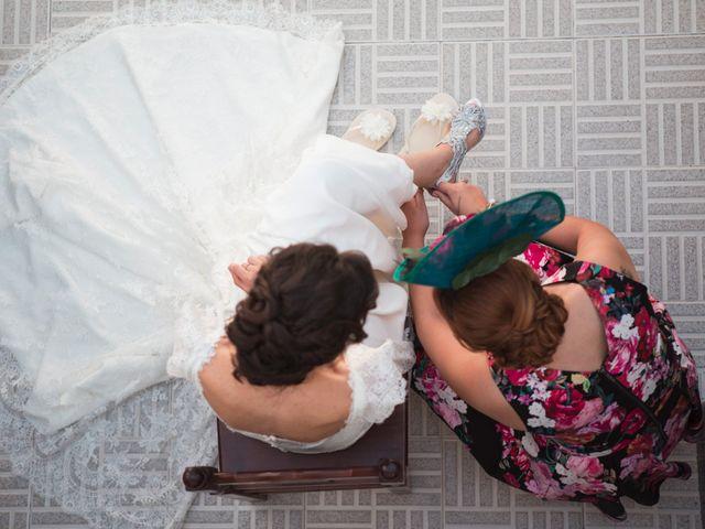 La boda de Javi y Mamen en Aceuchal, Badajoz 14