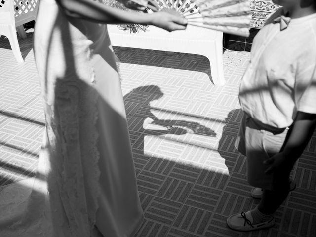 La boda de Javi y Mamen en Aceuchal, Badajoz 15