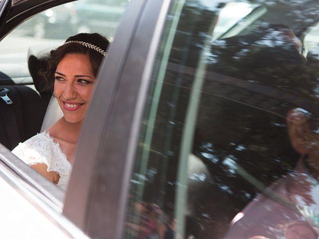 La boda de Javi y Mamen en Aceuchal, Badajoz 19