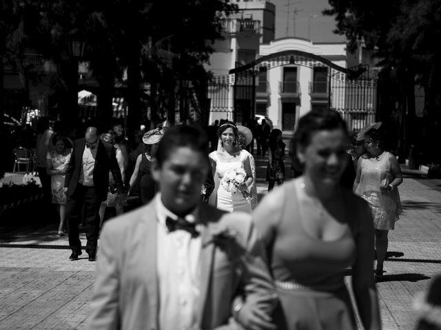 La boda de Javi y Mamen en Aceuchal, Badajoz 20