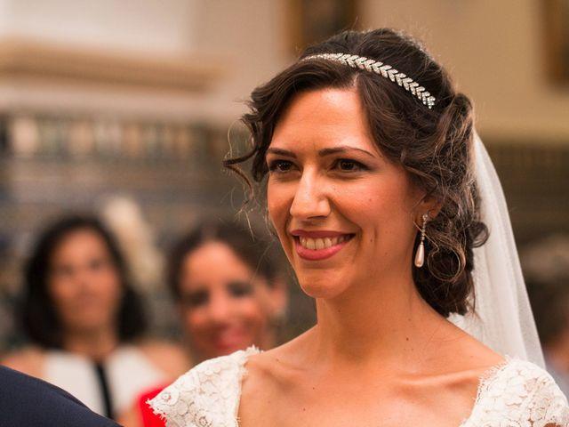 La boda de Javi y Mamen en Aceuchal, Badajoz 21