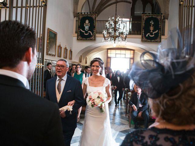 La boda de Javi y Mamen en Aceuchal, Badajoz 23