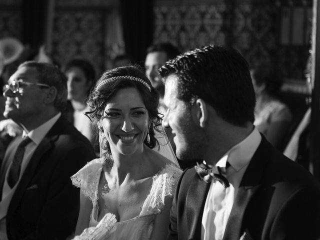 La boda de Javi y Mamen en Aceuchal, Badajoz 24