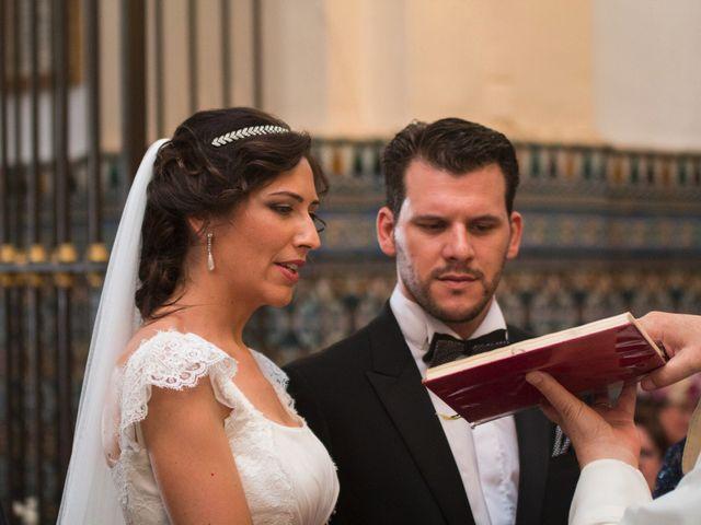 La boda de Javi y Mamen en Aceuchal, Badajoz 27