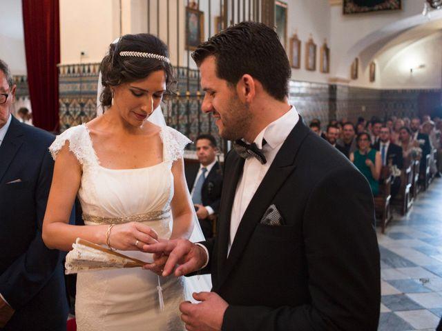 La boda de Javi y Mamen en Aceuchal, Badajoz 30