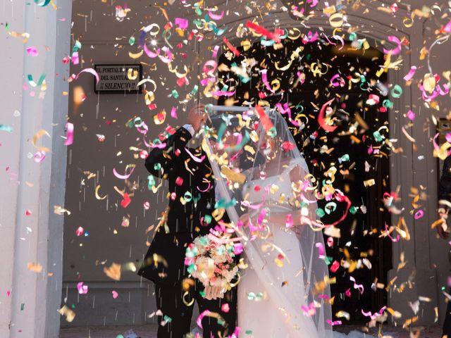 La boda de Javi y Mamen en Aceuchal, Badajoz 33