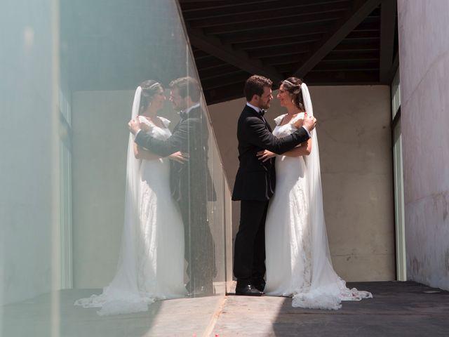 La boda de Javi y Mamen en Aceuchal, Badajoz 34