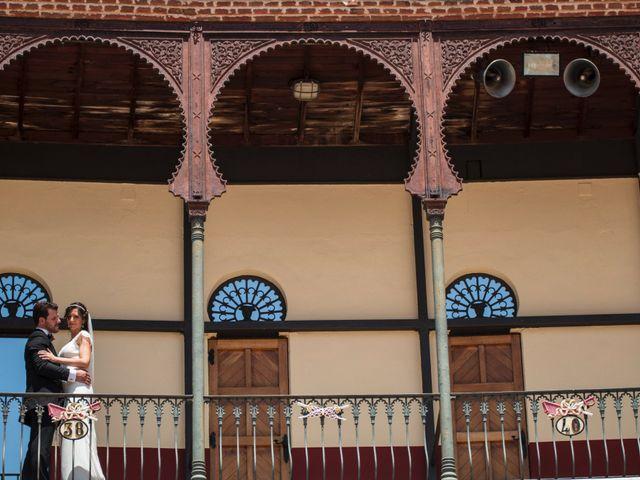 La boda de Javi y Mamen en Aceuchal, Badajoz 37