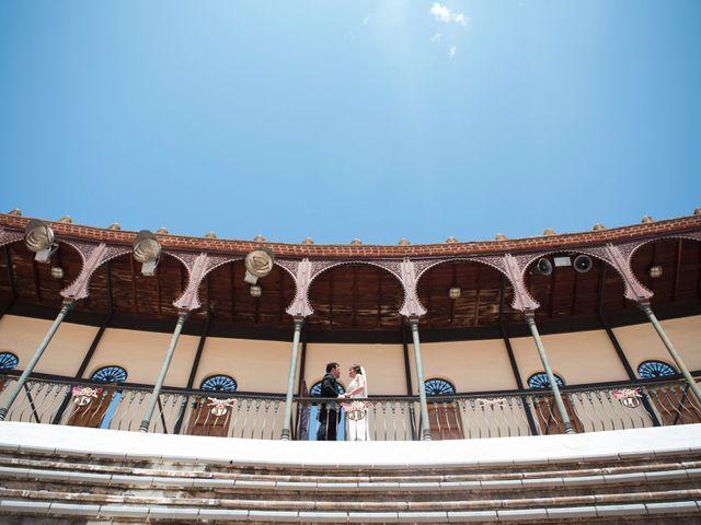 La boda de Javi y Mamen en Aceuchal, Badajoz 38