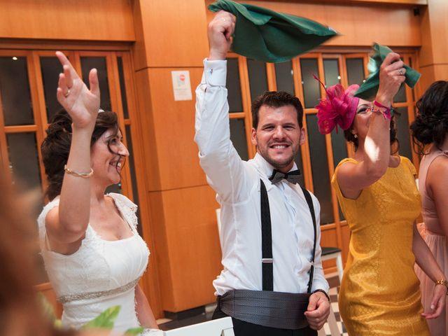 La boda de Javi y Mamen en Aceuchal, Badajoz 39