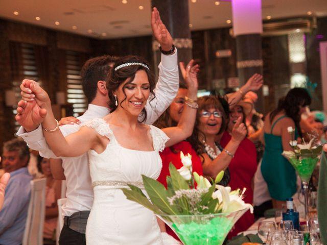 La boda de Javi y Mamen en Aceuchal, Badajoz 40
