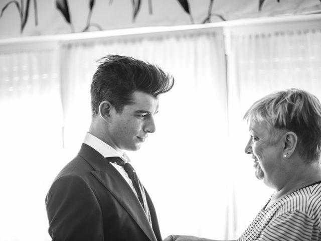 La boda de Txaber y Miren en Berango, Vizcaya 14