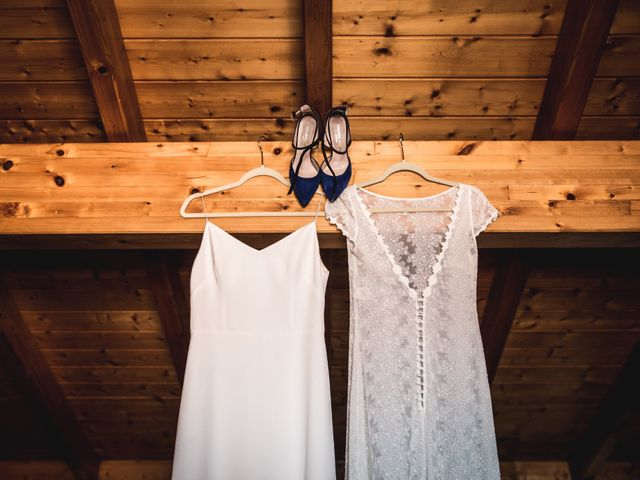 La boda de Txaber y Miren en Berango, Vizcaya 44
