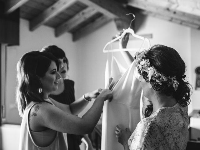 La boda de Txaber y Miren en Berango, Vizcaya 45