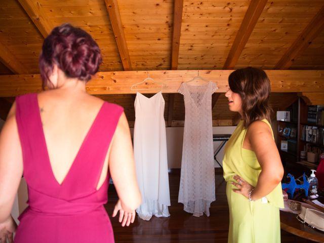 La boda de Txaber y Miren en Berango, Vizcaya 46