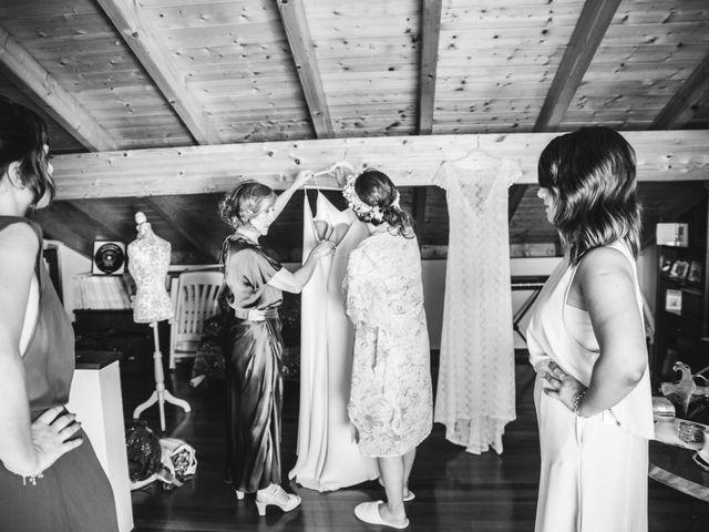 La boda de Txaber y Miren en Berango, Vizcaya 47