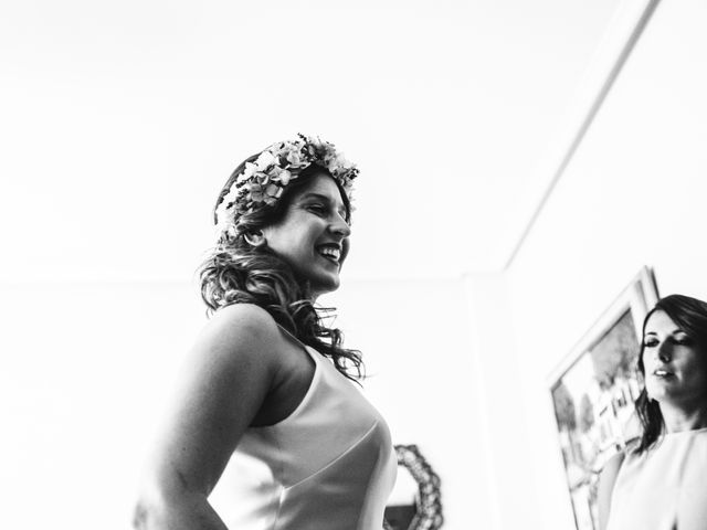La boda de Txaber y Miren en Berango, Vizcaya 51