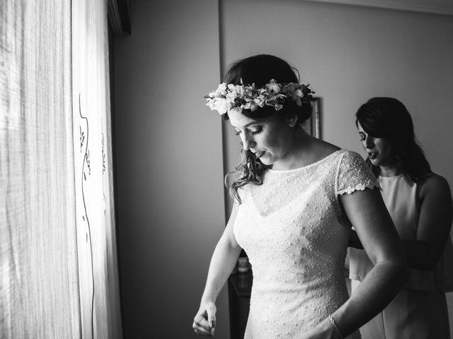 La boda de Txaber y Miren en Berango, Vizcaya 53