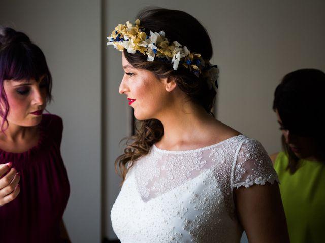 La boda de Txaber y Miren en Berango, Vizcaya 55