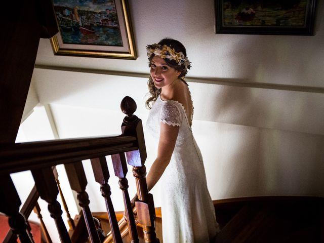 La boda de Txaber y Miren en Berango, Vizcaya 57