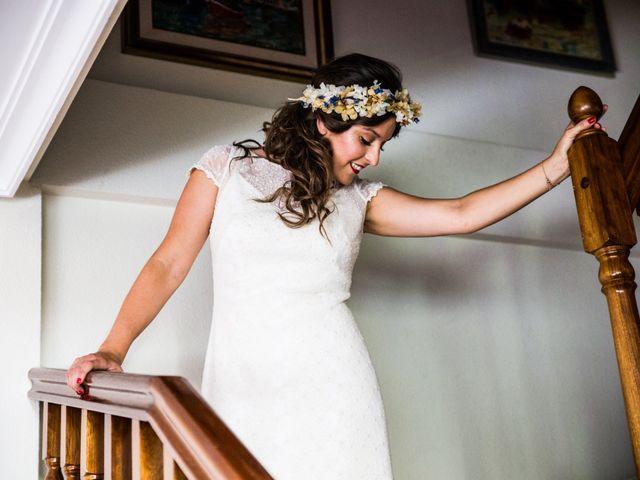 La boda de Txaber y Miren en Berango, Vizcaya 60