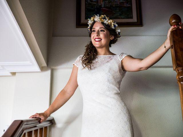 La boda de Txaber y Miren en Berango, Vizcaya 61
