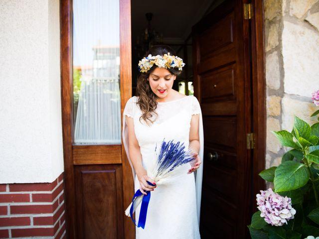 La boda de Txaber y Miren en Berango, Vizcaya 68