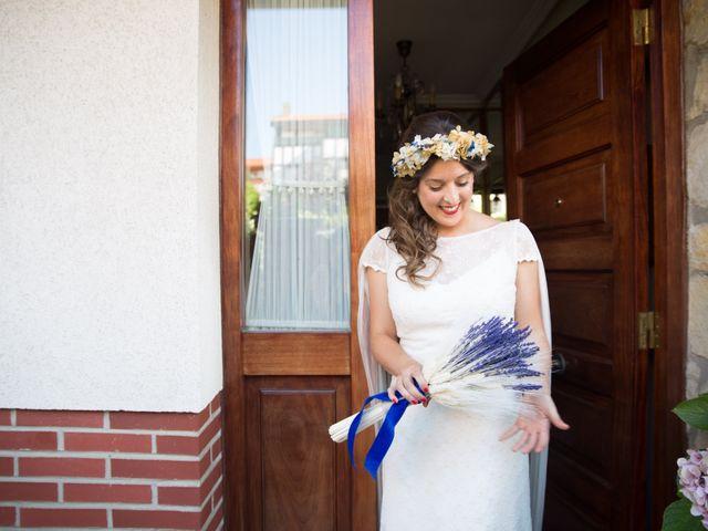 La boda de Txaber y Miren en Berango, Vizcaya 69