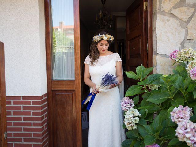 La boda de Txaber y Miren en Berango, Vizcaya 70
