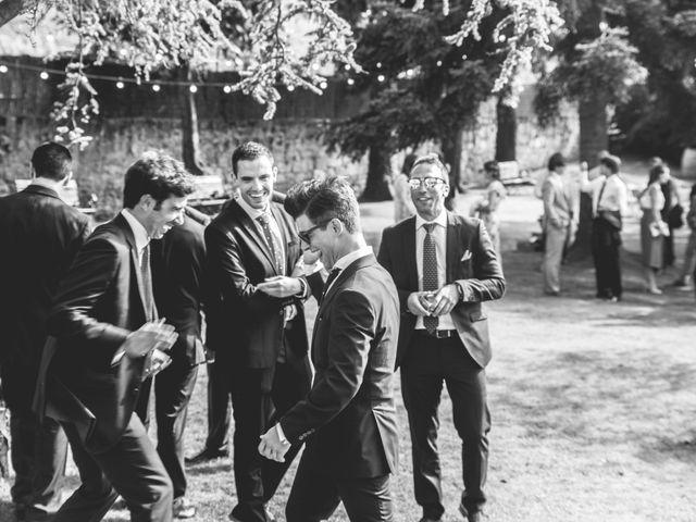 La boda de Txaber y Miren en Berango, Vizcaya 71