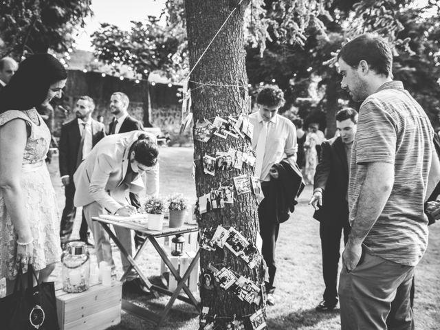 La boda de Txaber y Miren en Berango, Vizcaya 72