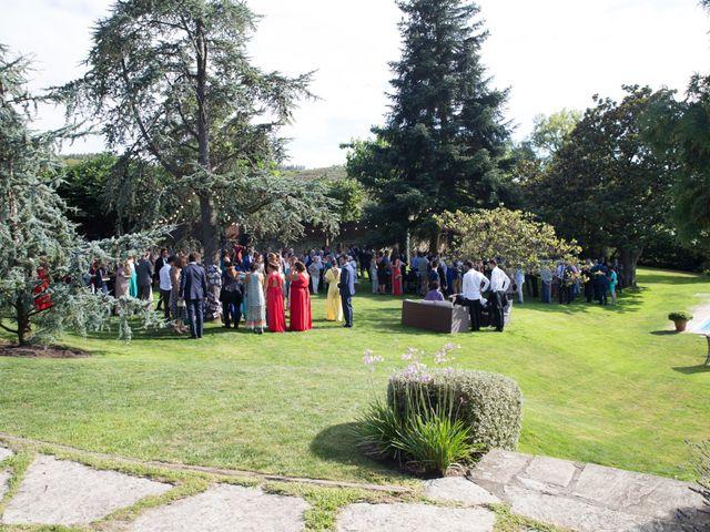 La boda de Txaber y Miren en Berango, Vizcaya 77