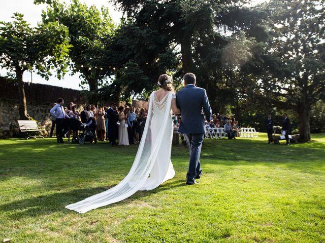 La boda de Txaber y Miren en Berango, Vizcaya 83
