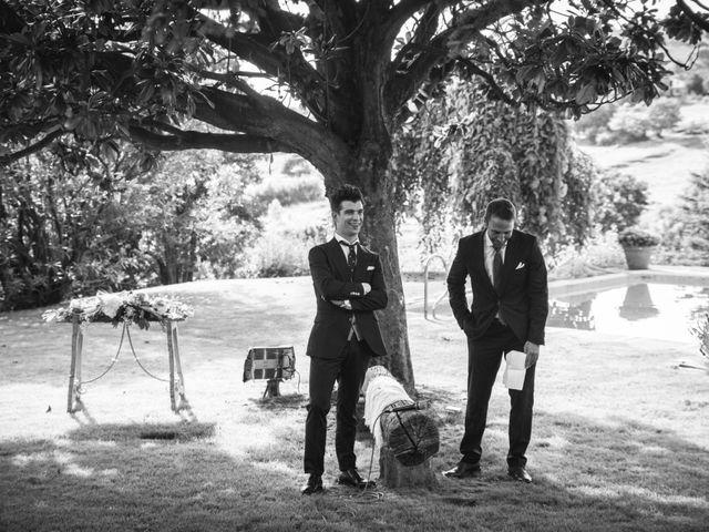 La boda de Txaber y Miren en Berango, Vizcaya 84