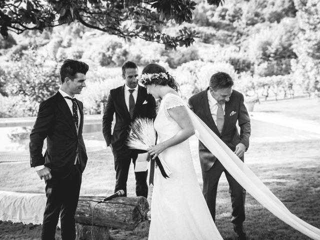 La boda de Txaber y Miren en Berango, Vizcaya 85