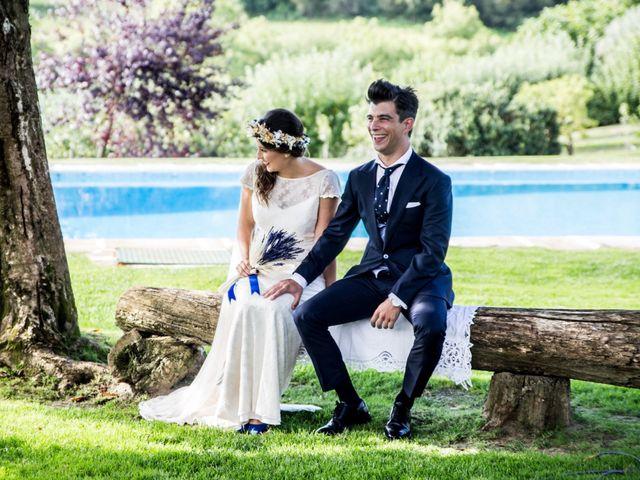 La boda de Txaber y Miren en Berango, Vizcaya 86